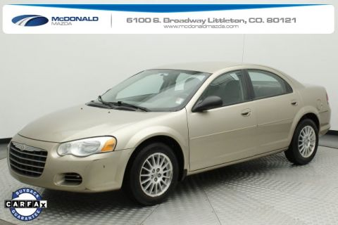 Pre-Owned 2004 Chrysler Sebring LX FWD 4D Sedan