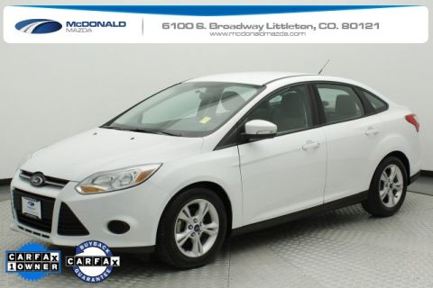 Pre-Owned 2014 Ford Focus SE FWD 4D Sedan