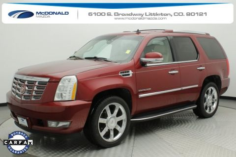 Pre-Owned 2010 Cadillac Escalade Luxury AWD