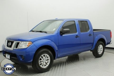 Pre-Owned 2014 Nissan Frontier SV RWD 4D Crew Cab