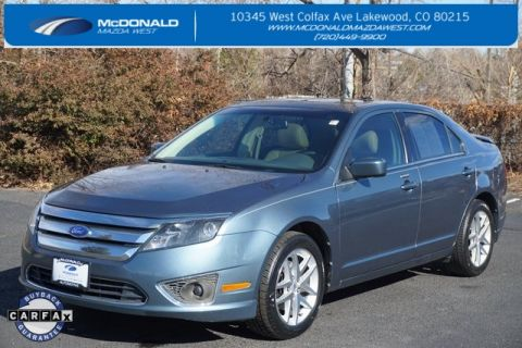 Pre-Owned 2011 Ford Fusion SEL FWD 4D Sedan