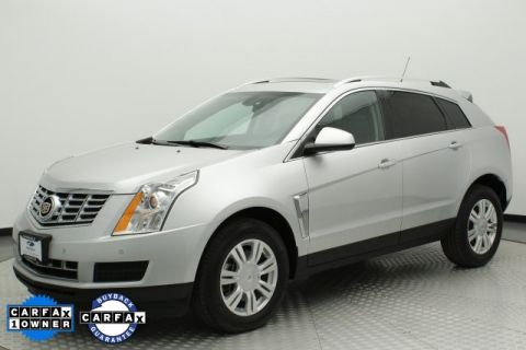 Pre-Owned 2015 Cadillac SRX Luxury AWD