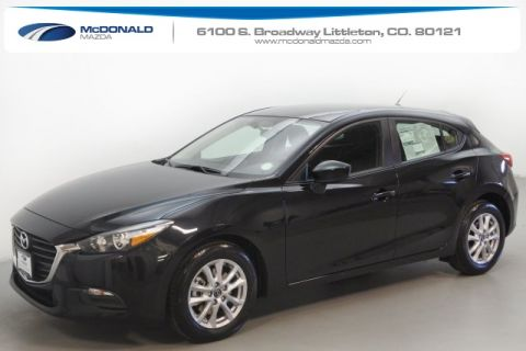 New 2017 Mazda3 Sport Base FWD 4D Hatchback