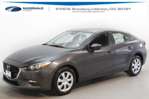 New 2017 Mazda3 Sport Base FWD 4D Sedan