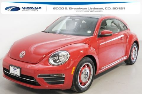 New 2018 Volkswagen Beetle 2.0T Coast FWD 2D Hatchback