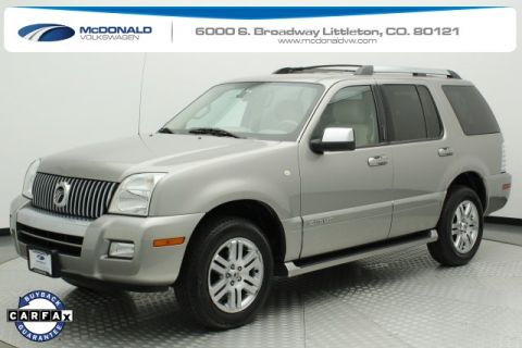 Pre-Owned 2008 Mercury Mountaineer Premier RWD 4D Sport Utility