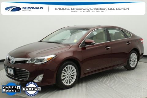 Pre-Owned 2014 Toyota Avalon Hybrid XLE Touring FWD 4D Sedan