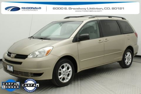 Pre-Owned 2005 Toyota Sienna LE AWD