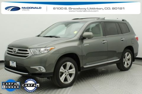 Pre-Owned 2011 Toyota Highlander Limited AWD