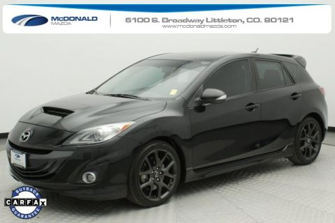 Pre-Owned 2013 Mazda3 MazdaSpeed3 Touring FWD 4D Hatchback