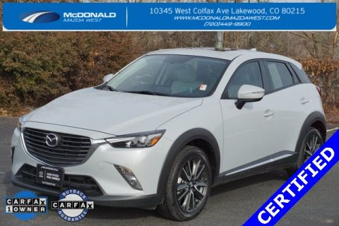 Certified Pre-Owned 2016 Mazda CX-3 Grand Touring AWD