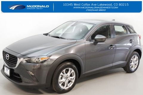 New 2018 Mazda CX-3 Sport AWD