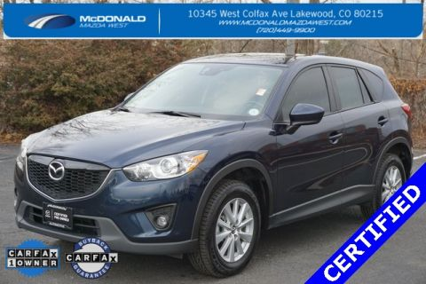 Certified Pre-Owned 2014 Mazda CX-5 Touring AWD