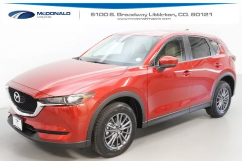 New 2017 Mazda CX-5 Touring AWD