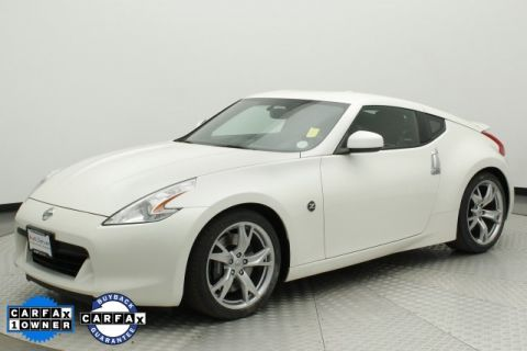 Pre-Owned 2010 Nissan 370Z Touring RWD 2D Coupe