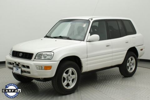 Pre-Owned 2000 Toyota RAV4 Base AWD