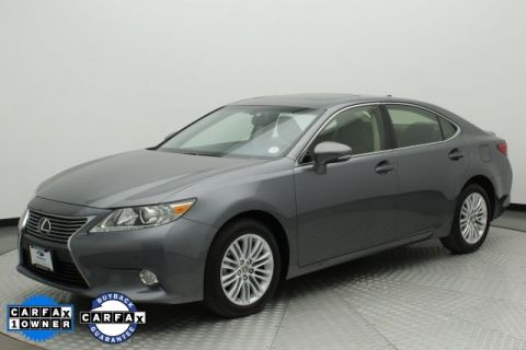 Pre-Owned 2015 Lexus ES 350 FWD 4D Sedan