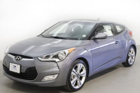 New 2017 Hyundai Veloster Value Edition With Navigation