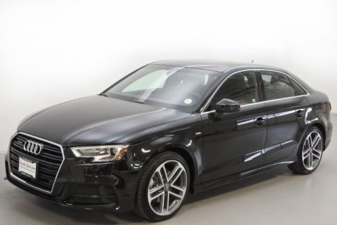 New 2017 Audi A3 2.0T Premium Plus quattro 4D Sedan