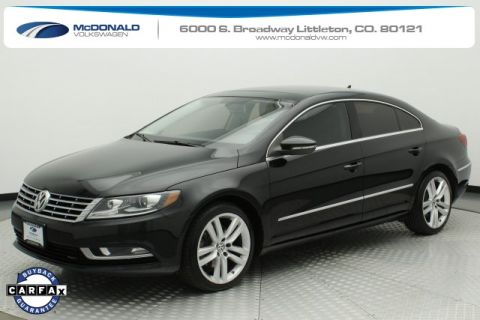 Pre-Owned 2014 Volkswagen CC 2.0T Executive FWD 4D Sedan
