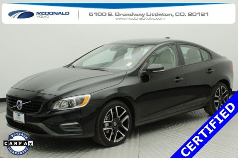 Certified Pre-Owned 2017 Volvo S60 T5 Dynamic AWD