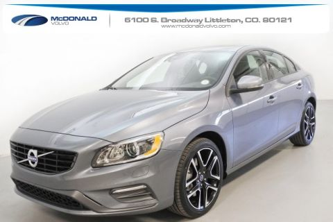 New 2018 Volvo S60 T5 Dynamic AWD