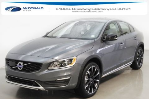 New 2018 Volvo S60 Cross Country T5 AWD