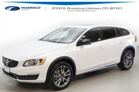 New 2018 Volvo V60 Cross Country T5 AWD