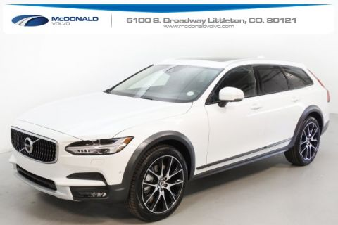 New 2018 Volvo V90 Cross Country T6 AWD AWD