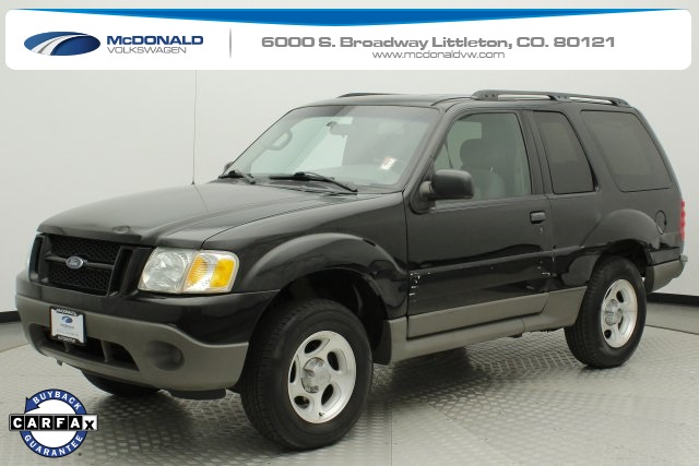 Pre-Owned 2003 Ford Explorer Sport XLS