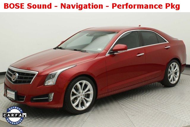 Pre-Owned 2013 Cadillac ATS 3.6L Performance