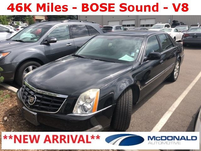 Pre-Owned 2006 Cadillac DTS Performance