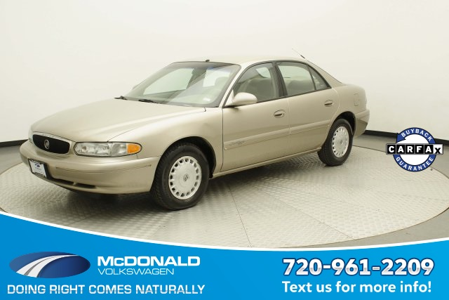 Pre-Owned 2001 Buick Century Custom