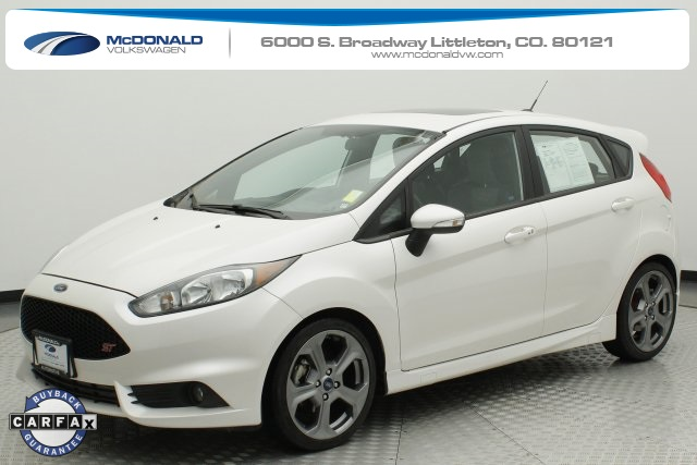 Pre Owned  Ford Fiesta St