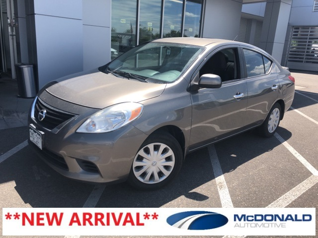 Pre-Owned 2013 Nissan Versa 1.6 SV