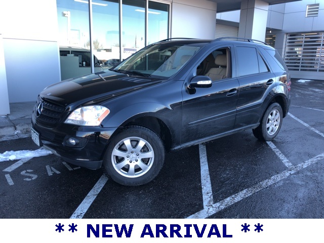 Pre Owned 2006 Mercedes Benz M Class Ml 350 4d Sport Utility In