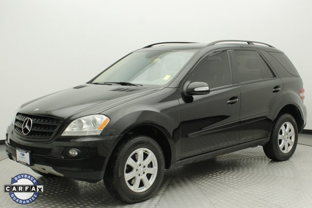 Pre-Owned 2006 Mercedes-Benz M-Class ML 350