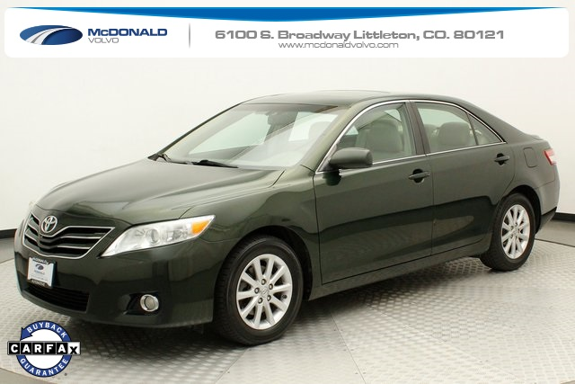 Pre-Owned 2010 Toyota Camry XLE