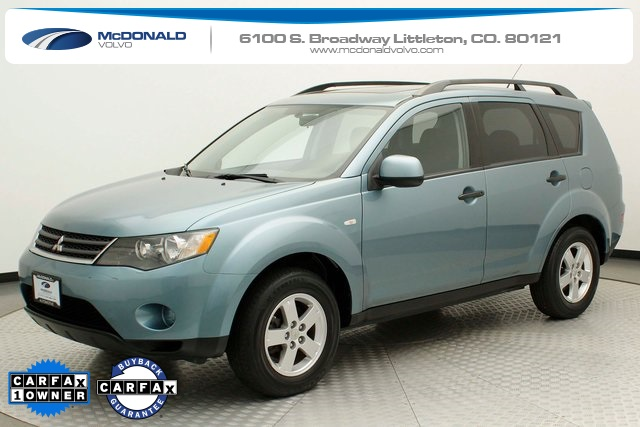 Pre-Owned 2007 Mitsubishi Outlander LS