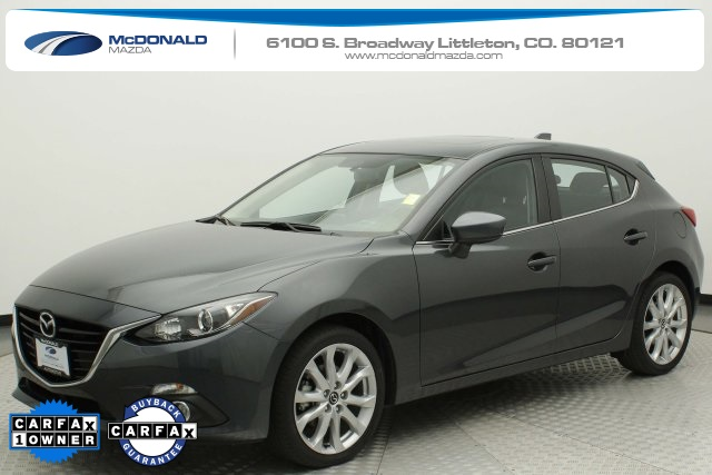 Pre-Owned 2015 Mazda3 s Touring