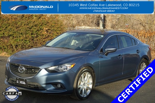 Certified Pre-Owned 2014 Mazda6 i Grand Touring