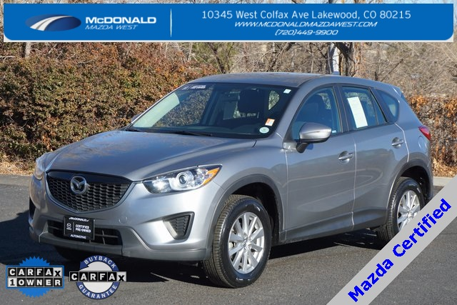 Certified Pre-Owned 2015 Mazda CX-5 Sport