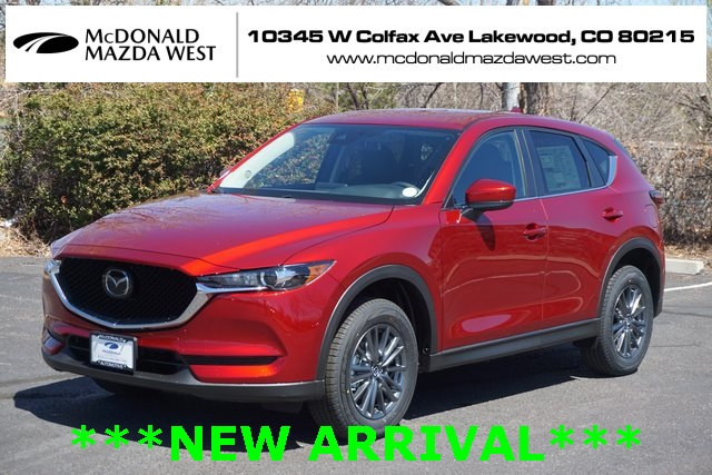 Certified Pre-Owned 2019 Mazda CX-5 Touring WITH TECH PACKAGE