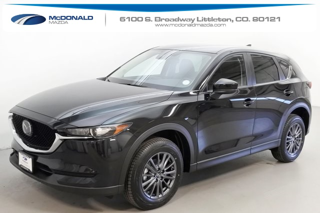New 2019 Mazda CX-5 Touring Base