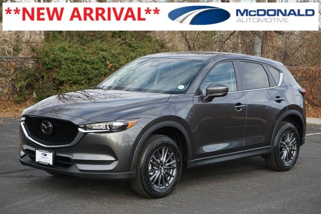 Certified Pre-Owned 2020 Mazda CX-5 Touring PREFERRED PACKAGE