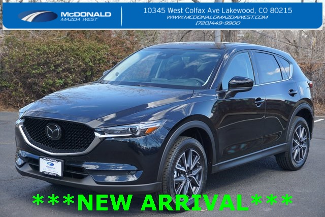 Certified Pre-Owned 2018 Mazda CX-5 Grand Touring PREMIUM PACKAGE