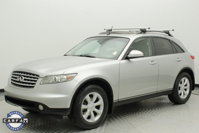 Pre-Owned 2005 INFINITI FX35 Base