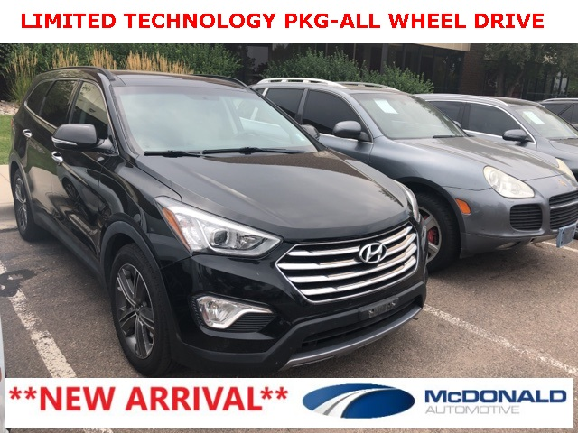 Pre Owned 2013 Hyundai Santa Fe Limited Awd