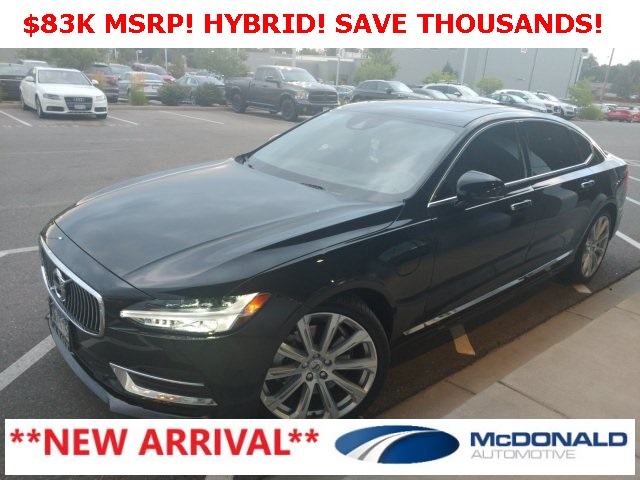 Certified Pre-Owned 2019 Volvo S90 Hybrid T8 Inscription
