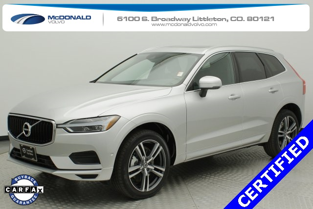 Certified Pre-Owned 2019 Volvo XC60 T6 Momentum